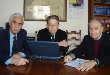 LATEST DEVELOPMENTS IN THE ARAP WORLD REVIWED AT THE FOREIGN POLICY INSTITUTE ON MARCH 30TH, 2011