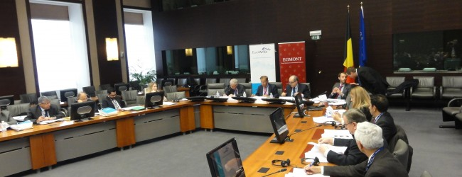 EuroMeSCo General Assembly and Annual Conference held in Brussels