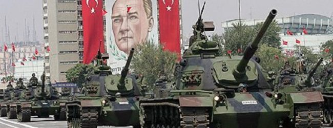 Turkey's Military Doctrine –  NECİP TORUMTAY