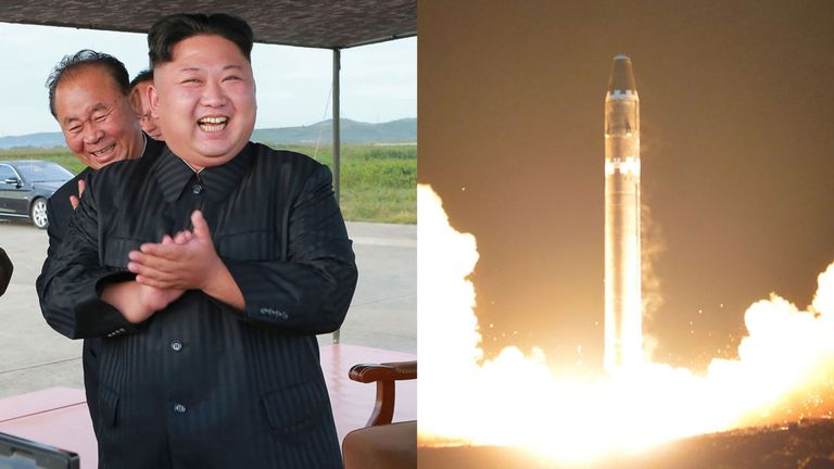IS NORTH KOREA A REAL THREAT FOR THE WORLD?