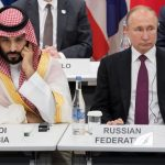 OIL WAR BETWEEN SAUDI ARABIA AND RUSSIA