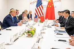 Sino-US ties at a crossroads