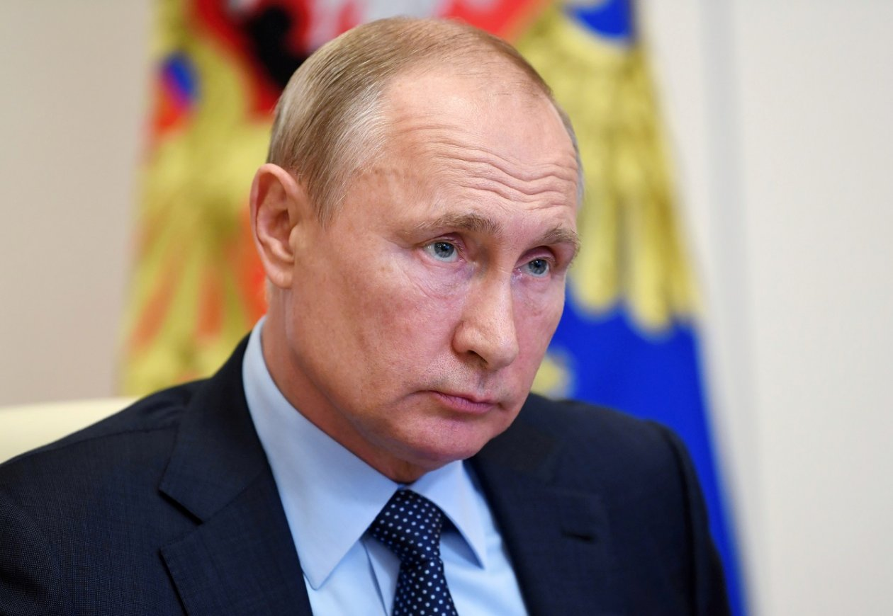 Vladimir Putin: The Real Lessons of the 75th Anniversary of World War II