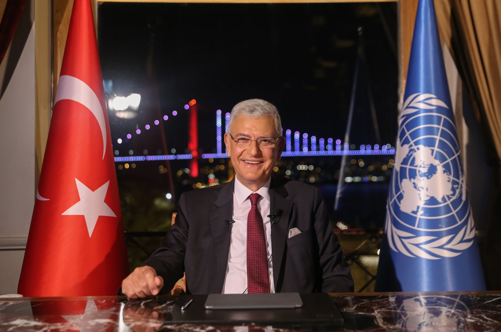 With Bozkır's election as UNGA president, Turkey can raise its global standing