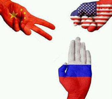 Russia and the Conflict Between China and the United States
