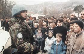 DECISION TO INTERVENE: HOW THE WAR IN BOSNIA ENDED