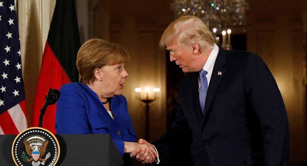 "THE ""US QUESTION"" OF THE WEST AND  GERMANY'S FOREIGN POLICY AND SECURITY CHALLENGES"
