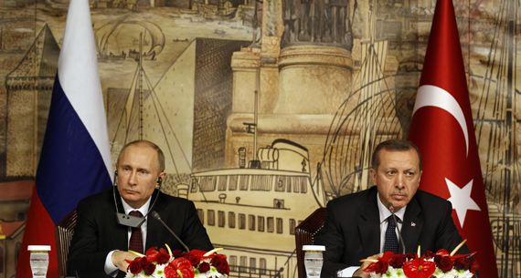 A New Page in Russian-Turkish Relations?
