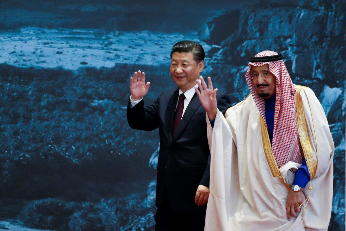 To counter China's rise, US still needs its Gulf allies
