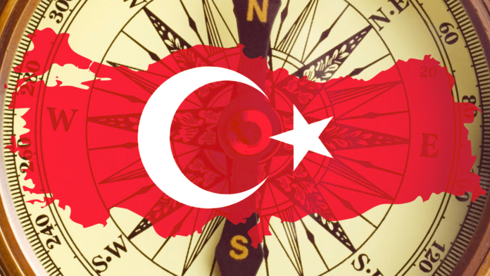 Turkey's gradual estrangement from the West and the allure of the East