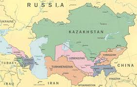 How is Davutoglu's Strategic Depth viewed from the perspective of Turkic and Non-Turkic countries in the Caspian  Region?