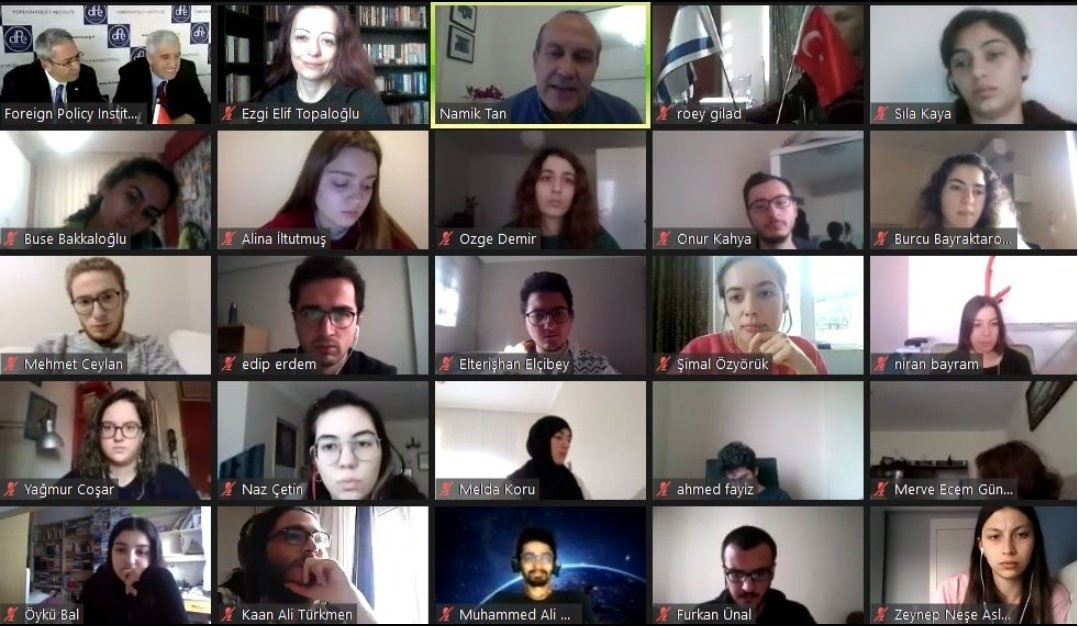 FPI ZOOM MEETING 10 DECEMBER – WEBINAR ON NATO FROM CZECH AND TURKISH PERSPECTIVES